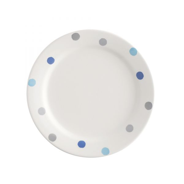 Price & Kensington Padstow Blue 20cm Side Plate