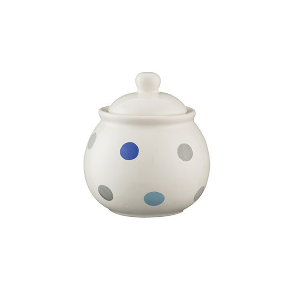 Price & Kensington Padstow Blue Sugar Pot
