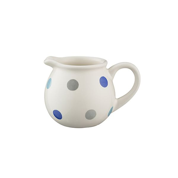 Price & Kensington Padstow Blue Cream Jug