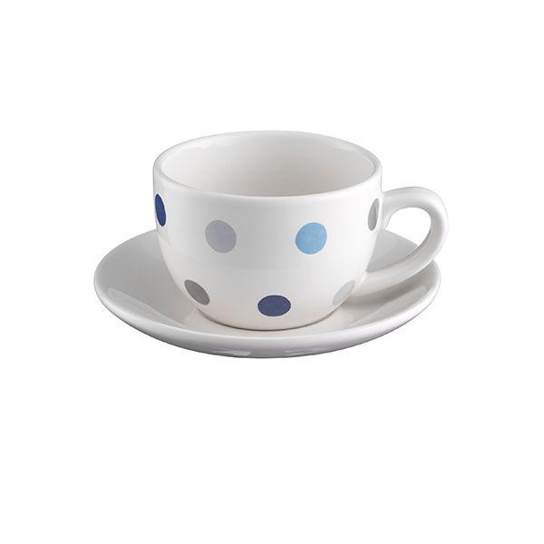 Price & Kensington Padstow Blue Cup & Saucer