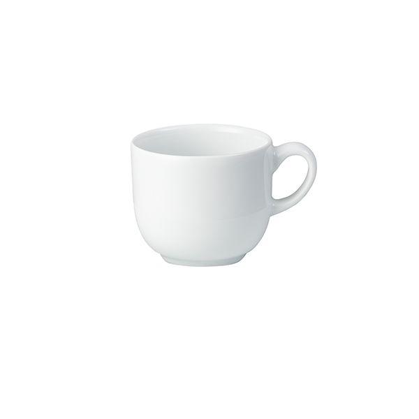 Denby White Espresso Cup