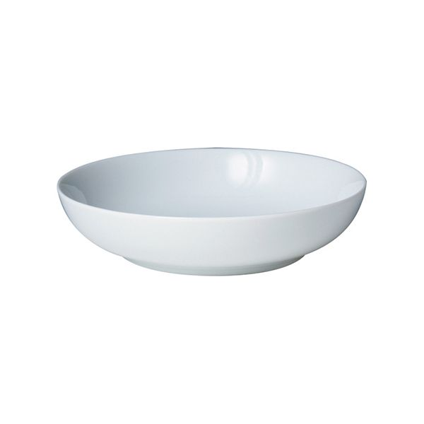 Denby White Pasta Bowl