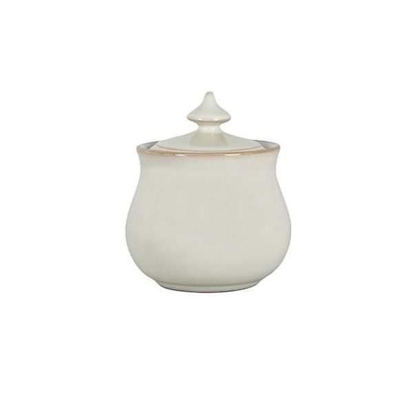Denby Linen Covered Sugar Bowl