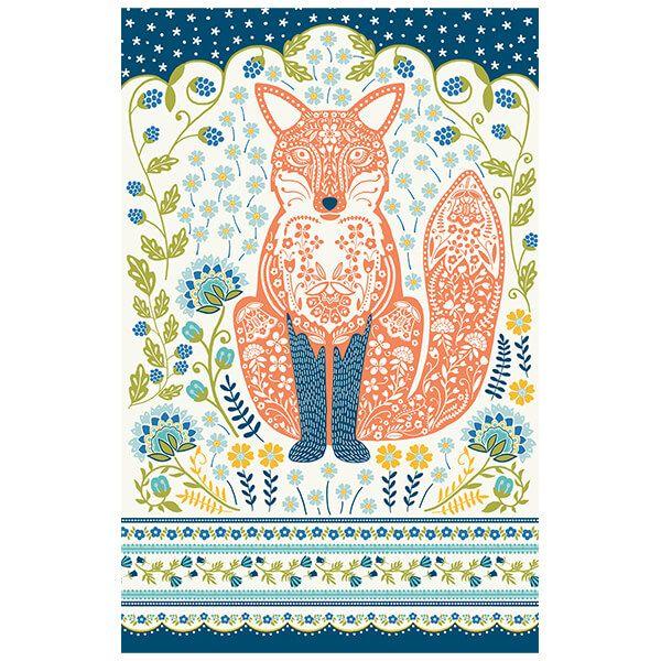 Ulster Weavers Tea Towel Fox