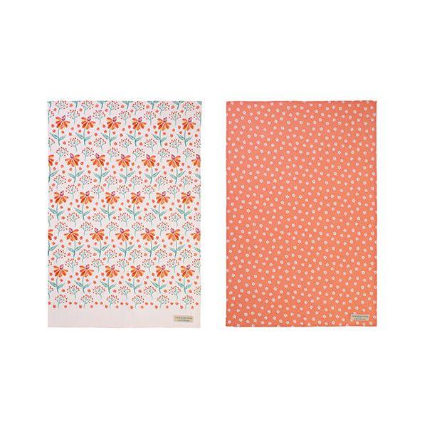 Sophie Conran Reka Cotton Tea Towels Pack of 2