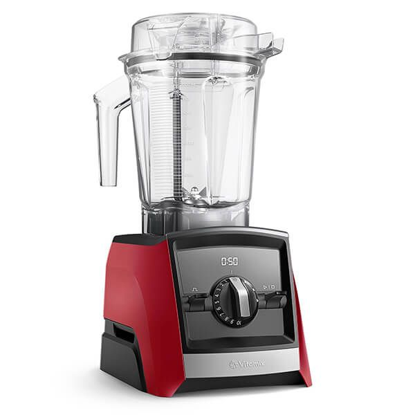 Vitamix A2500i Ascent Series Blender Red