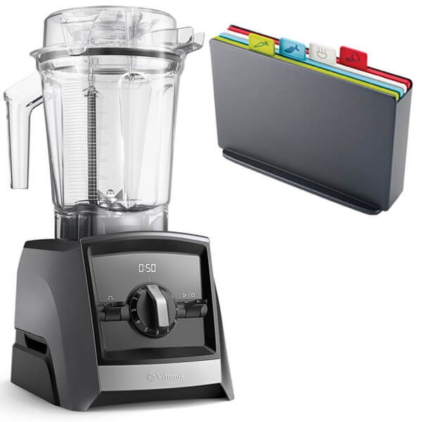 Vitamix 2300i Ascent Series Blender Slate with FREE Gift