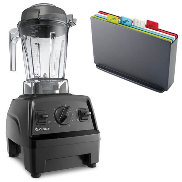 Vitamix E310 Explorian Blender Black with FREE Gift