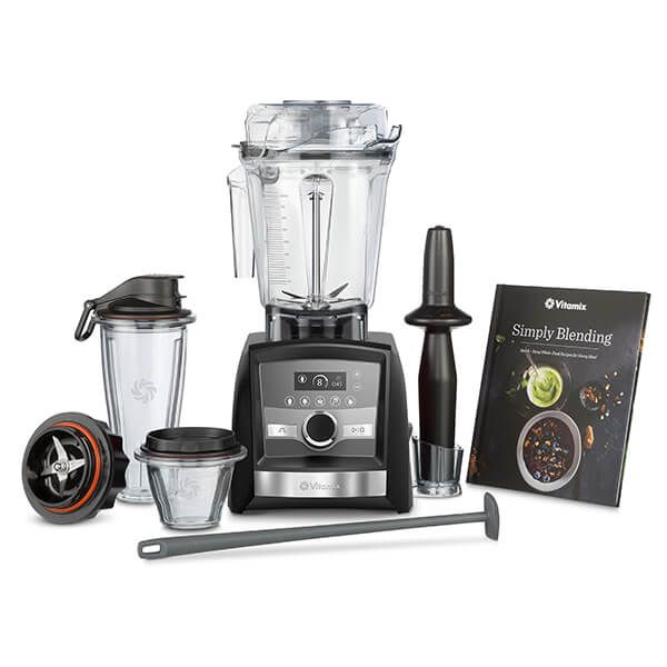 Vitamix Ascent A3500i Blender 100th Anniversary Bundle