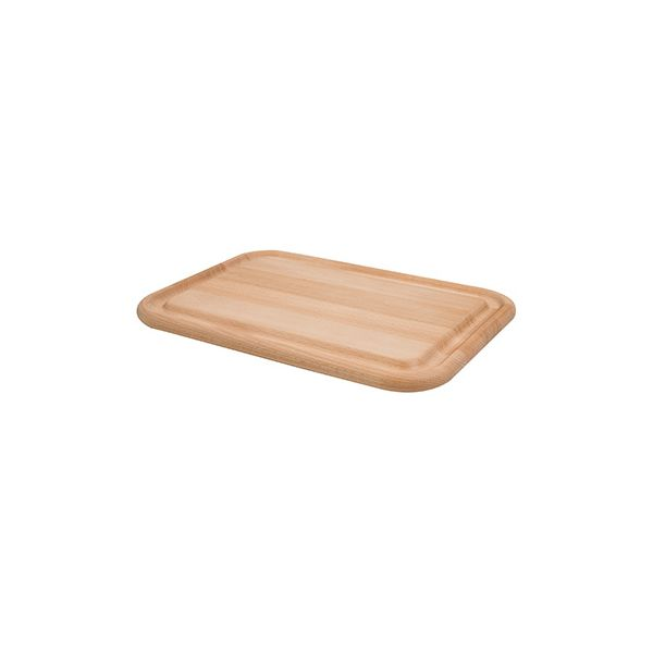 T&G Beech Medium Chopping Board With Juice Groove