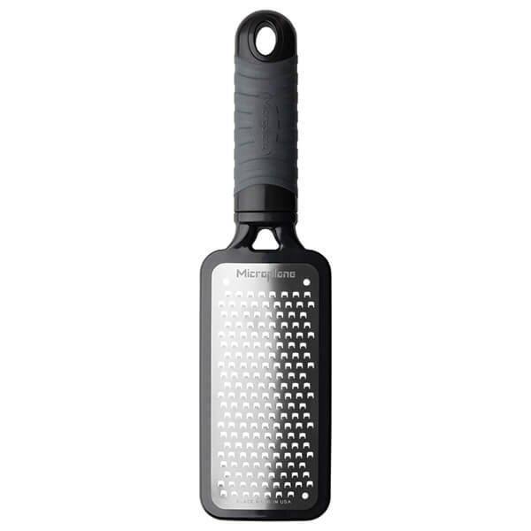 Microplane Home Series Coarse Grater Black