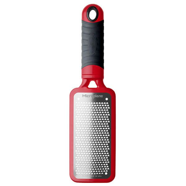 Microplane Home Series Fine Grater Red
