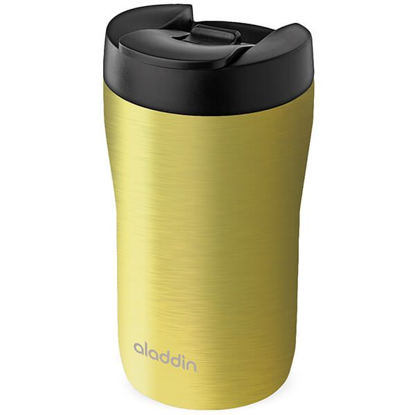 Aladdin 250ml Leak-Lock Gold Latte Travel Mug