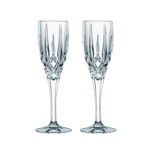 Nachtmann Noblesse Toasting Flute Set Of 2