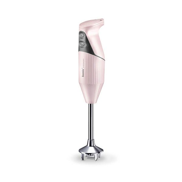 Bamix Colourline Baby Pink 200W Hand Blender