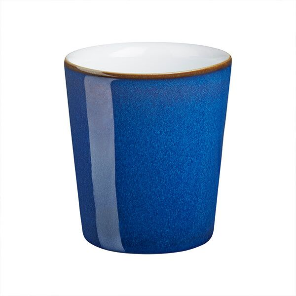 Denby Imperial Blue 250ml Handleless Mug