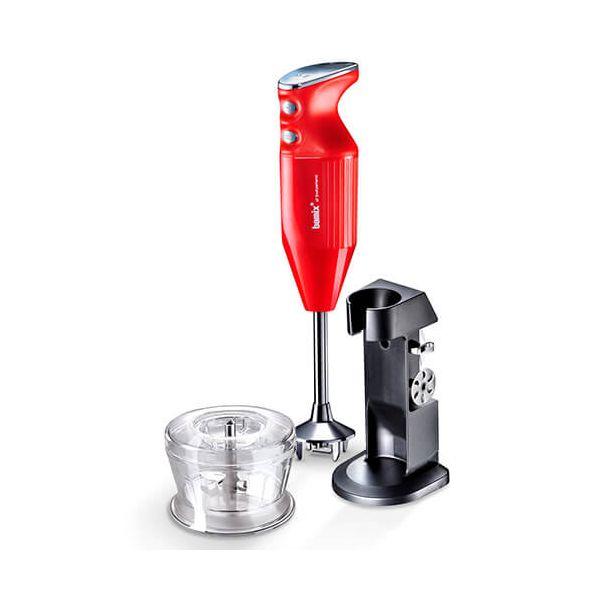 Bamix DeLuxe Red 180W Hand Blender