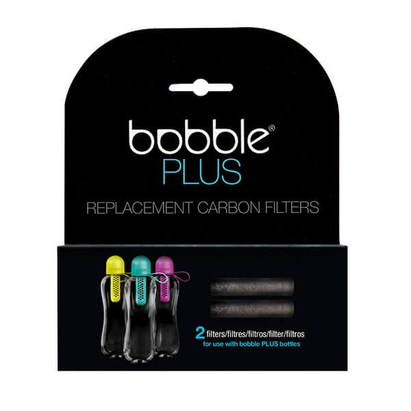 Bobble Plus Replacement Filter Pack Of 2