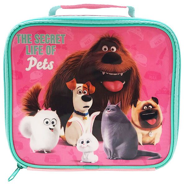 The Secret Life of Pets 2 Rectangular Lunch Bag