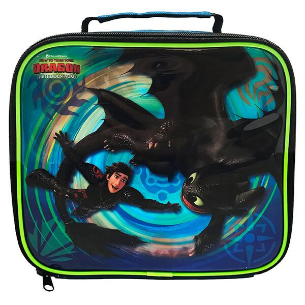 How To Train Your Dragon 3 Rectangular Lunch Bag