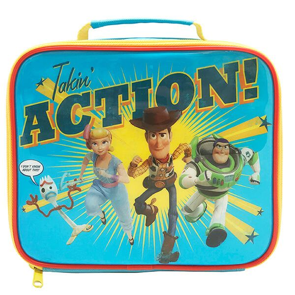Disney Toy Story 4 Rectangular Lunch Bag