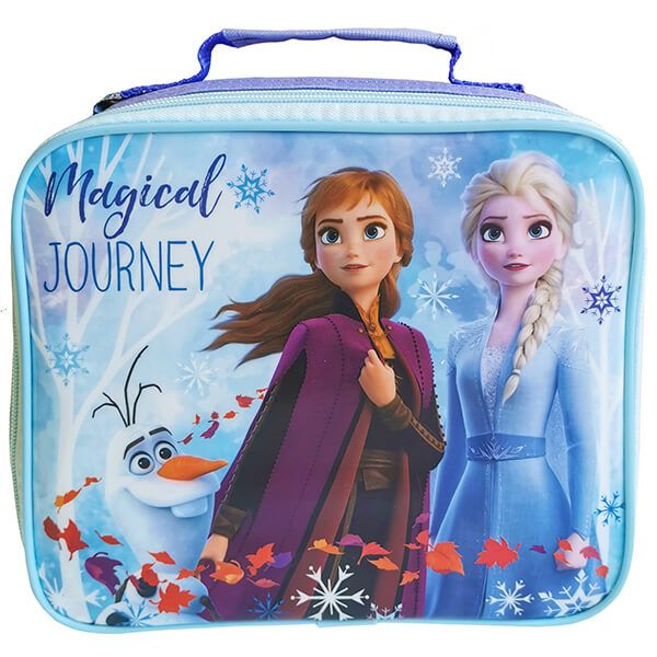 Disney Frozen 2 Rectangular Lunch Bag