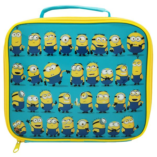 More Than a Minion Rectangular Lunch Bag