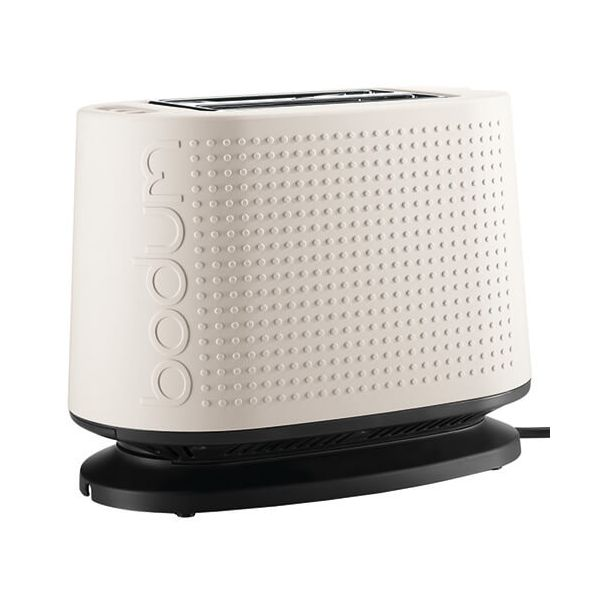 Bodum Bistro Off White Toaster