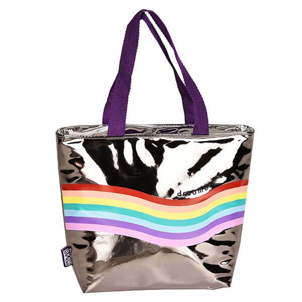 Polar Gear Colour Pop Rainbow Lunch Tote Cool Bag