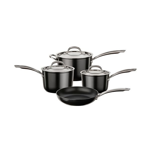 Circulon Ultimum Forged Aluminium With Stainless Steel 4 Piece Set