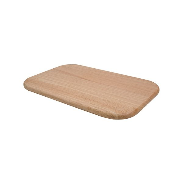 T&G Hevea Large Rectangular Chopping Board