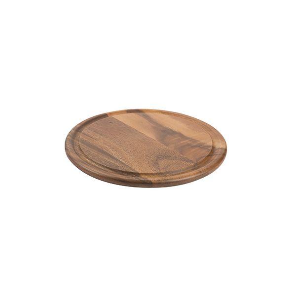 T&G Acacia Tuscany Round Chopping Board