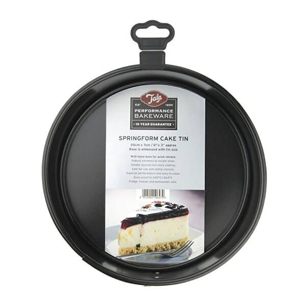 Tala Performance 20cm Springform Cake Tin