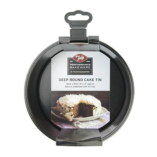 Tala Performance 15cm Deep Cake Tin