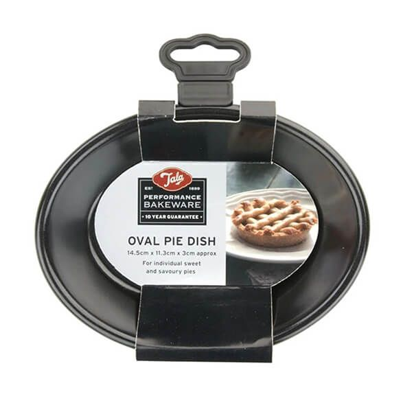 Tala Performance Oval Pie Dish 13.5 x 10 x 2.5cm
