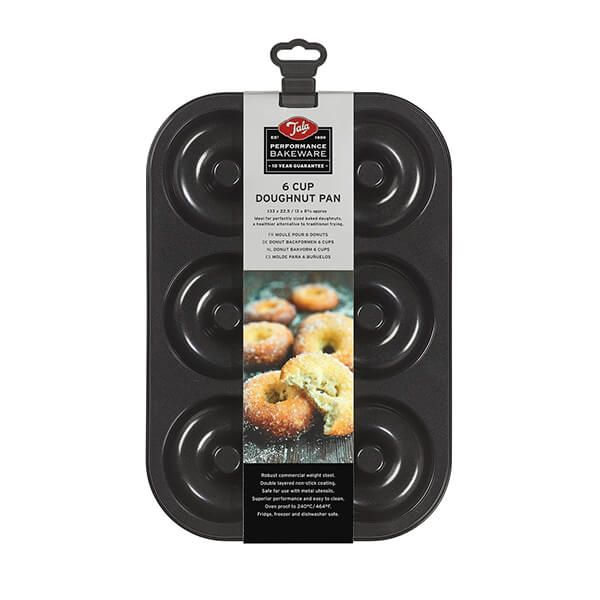 Tala Performance 6 Cup Doughnut Muffin Pan
