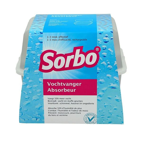 Sorbo Dehumidifier with Refill