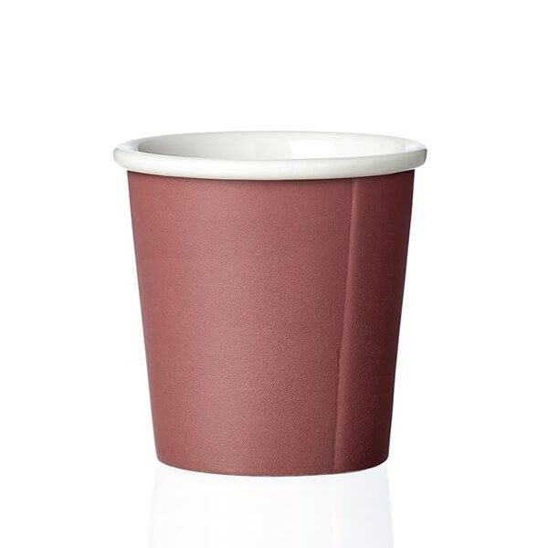 VIVA Scandinavia Anna Red Espresso Cup 80ml