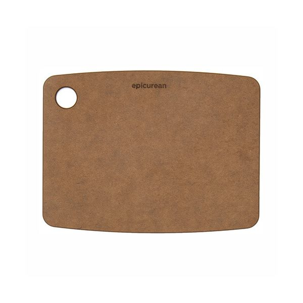 "Epicurean Signature Wood Composite Kitchen Series 8"" x 6"" Nutmeg Cutting Board"