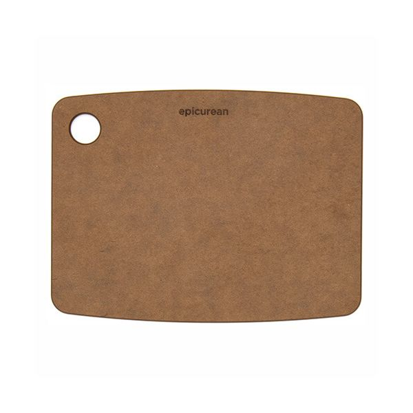 "Epicurean Signature Wood Composite Kitchen Series 11.5"" x 9"" Nutmeg Cutting Board"