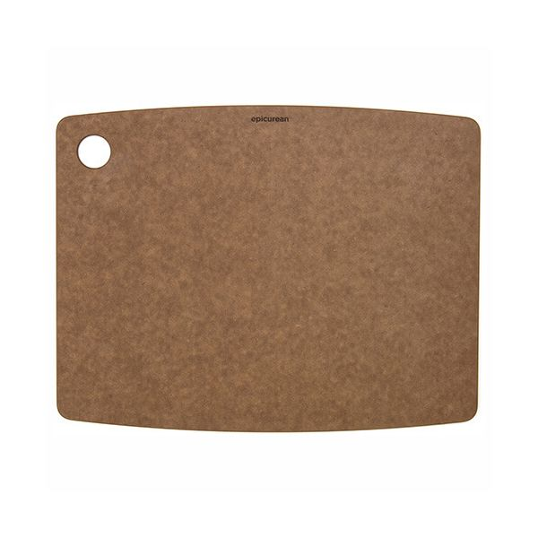 "Epicurean Signature Wood Composite Kitchen Series 14.5"" x 11.25"" Nutmeg Cutting Board"