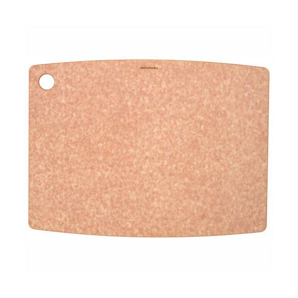 "Epicurean Signature Wood Composite Kitchen Series 17.5"" x 13"" Natural Cutting Board"