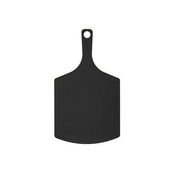 "Epicurean Signature Wood Composite 17"" x 10"" Slate Pizza Peel"