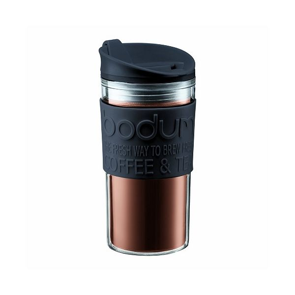 Bodum Travel Mug 350ml Black