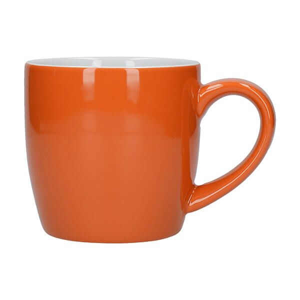 London Pottery Globe Mug Orange
