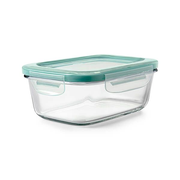 OXO Good Grips Snap Glass 800ml Rectangle Storage Container