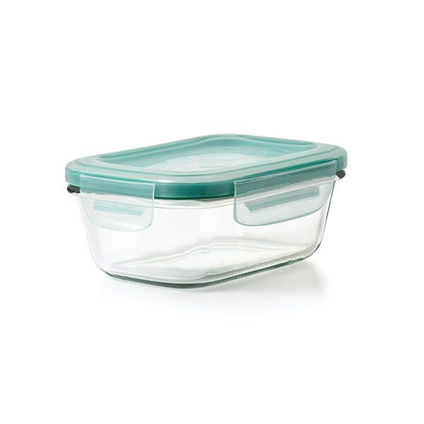 OXO Good Grips Snap Glass 400ml Rectangle Storage Container