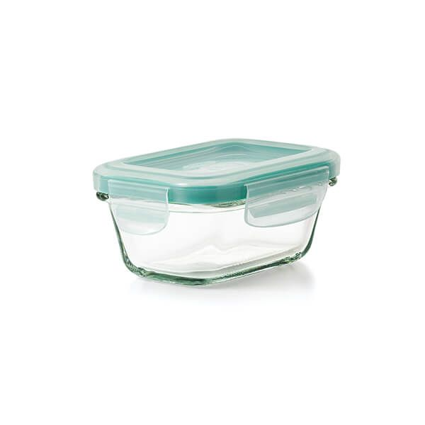 OXO Good Grips Snap Glass 118ml Rectangle Storage Container