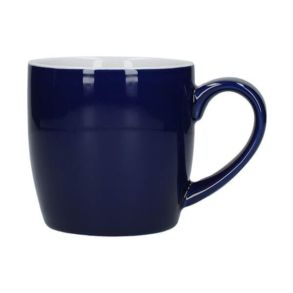London Pottery Globe Mug Cobalt Blue