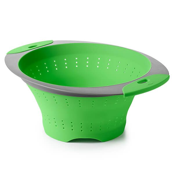 OXO Good Grips Silicone 4L Collapsible Colander
